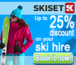 Skiset - Book it now!