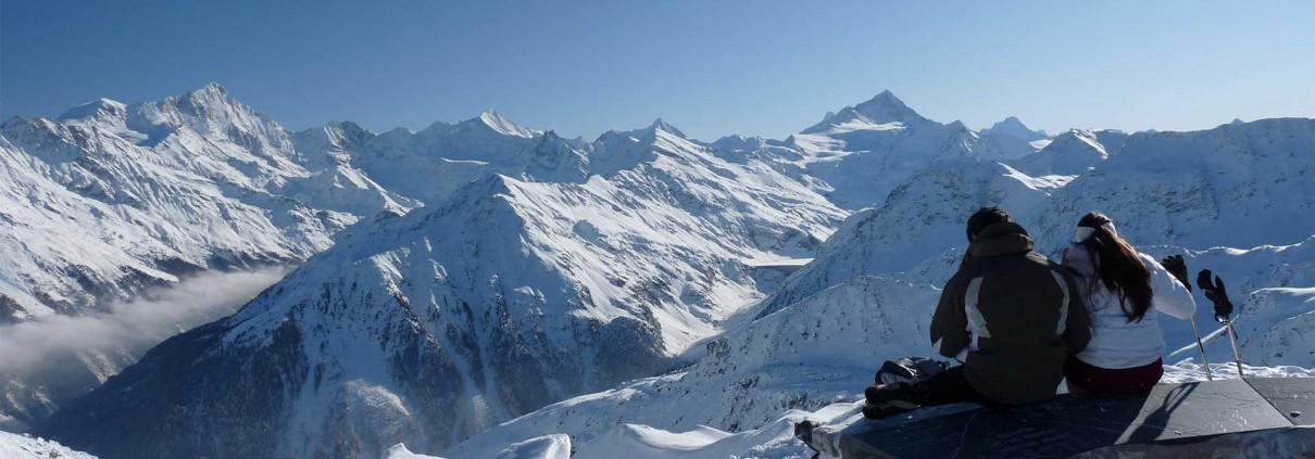 Forfait Ski neige et soleil Hotel de Moiry, Grimentz