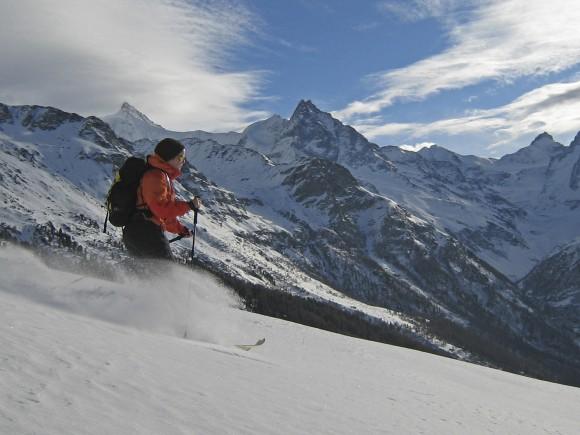 Skifahren Grimentz, Val d'Anniviers, Wallis