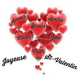 Saint Valentin à l'Hôtel de Moiry
