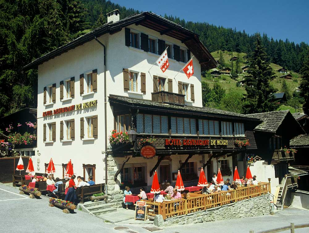 Hotel de Moiry Grimentz